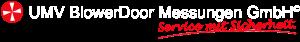 UMV Logo weiß